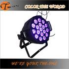 2014 New product 12pc 17w 6in1 black light uv strip led