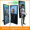 New media street marketing advertising mobile advertising van