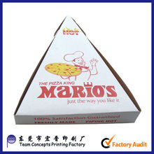 customized cheap 16 inch pizza box in China