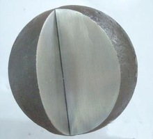 20mm-150mm forged iron ball for chemical product