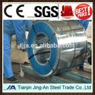 DX51D Z100 Galvanized Steel Coil Materail
