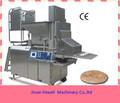 304 paslanmaz çelik otomatik orta hamburger pasta makinesi