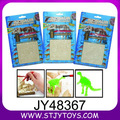 educativo promozionali giocattolo per bambini fai da te archeologia dinosauro fossile kit di scavo