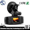 "Mini HD 1080P 1.5"" 120 Degree Car DVR G-sensor GPS Video Recorder GS1000 H.264"