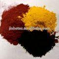 Brownish revêtement noir chrome pigment d'oxyde de fer