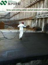 rubber asphalt waterproof coating waterproof membrane for roof