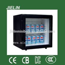 36L Hotel room/home bedroom quiet mini bar mini refrigerator black