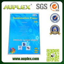 2015 Best Quality T-shirt Sublimation Inkjet Heat Transfer Paper