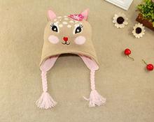C26887A Wholesale Winter Child Knitting Hat
