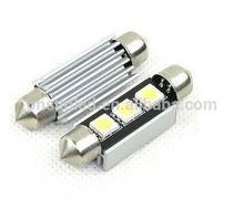 Wholesale Car led festoon light c5w 3 led smd 3smd 5050 36MM 39MM CANBUS OBC Error Free Led Canbus