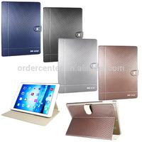 New arrival carbon fiber tablet case for iPad air