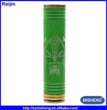 2014 hot selling cigarette electronic sea rover mod raijin mod