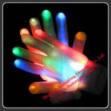 Finger Flashing LED Glove