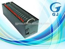 Hot Sale Wavecom Q2406 16 port GSM/GPRS bulk SMS modem for IMEI Change