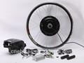 O mais novo! Impermeável brushless motor de engrenagens bicicletaelétrica revisões de kit de conversão com ce certficate