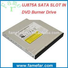 12.7mm UJ875A Slim slot in 8x CD DVD RW DVDRW SATA
