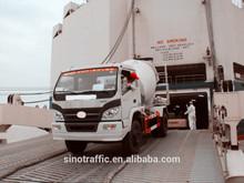Ro-Ro ship freight forwarder in QIngdao China