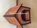 Confortável sólidos de madeira dog house& yuhuang- 32 canil