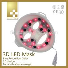 New Products 2014 Led mask mm system skin rejuvenation program for Home use