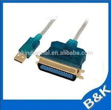 New York hot sale double micro usb data cable dot matrix printer
