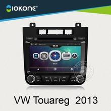 high quality double din 7inch VW Touareg 2013 car multimedia audio