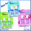 Blue-Touch Wholesale transparent soap base bulk travel size hand sanitizer