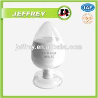 Manufacturer 2,4-D Acid 98% TC herbal natural pesticide