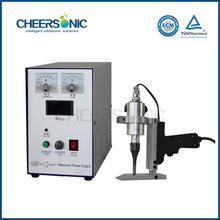 HS40-C300 Ultrasonic Cutting Machine For roller shades fabric Alibaba