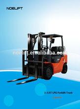new forklift price the National Day promotions 2000kg gasoline/LPG forklift