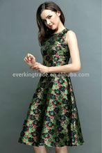 korean dresses new fashion lady dress everning dress