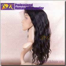 Hot Sale Brazilian Hair Full Lace Wig,Kanekalon Wig