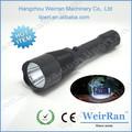 (160110) heißer verkauf high power 1*18650 taschenlampe männliche geschlecht spielzeug
