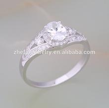 Profession factory new fashion wedding gold ring 585