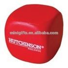 stress pu dice,pu cube ,blocks.anti stress ball