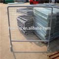 Segurança portátil e removível cerca piscina/temporária cerca de metal soldada pain&ea