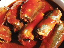 canned mackerel in tomato sauce wild caught fish