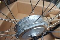 bicycle 48V500W 8FUN bafang BPM rear motor kit for electric bike