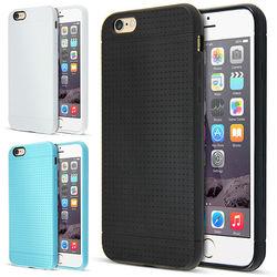 Matte Design Silicone Bumper Case for iPhone 6 4.7 Cover