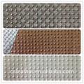 Venda quente anti- abrasivo pvc casa estofos em couro sintético