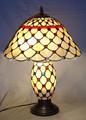 الزجاج الملون مصباح الفسيفساء الزجاجية التركية المقدمة من أجل الجملة