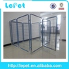 hot selling iron large outdoor galvanized chain link puppy playpen