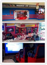 4d 5d 6d móvel máquina jogo cinema
