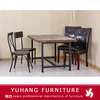 dining room furniture tables wooden table top metal table leg