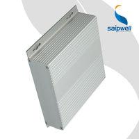 SAIP/SAIPWELL Waterproof Box 46*190*155mm OEM Industrial Clear Cover Enclosure