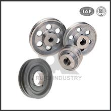 pulley wheel sand cast iron