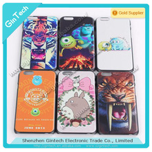 4.7 Inch Cartoon Animals painted hard cover for iphone 6, for iphone6G