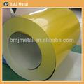 /pe pvdf revestida da cor bobina de alumínio para o teto, decoração, gutter, farmacêutica