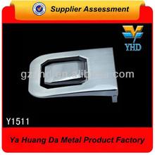 new design steel manufacturing quick release belt buckle