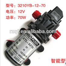 cheaper High quality self-priming 12v 24v high pressure water pump for car wash
