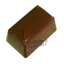 Chocolate moldeo / Chocolate del molde / Chocolate de ladrillo molde # 2172